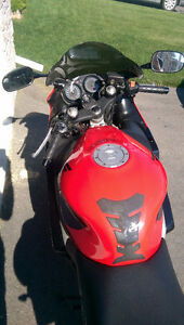 1999 Honda CBR 600 F4 (+new tires)