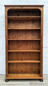 Ducal Victoria Pine Bookcase (DELIVERY AVAILABLE)