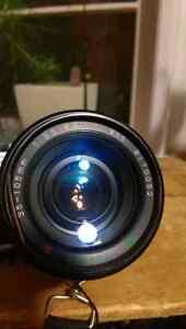 Pentax Asahi  K1000 & 35-105mm RMC Tokina Stratford Kitchener Area image 3