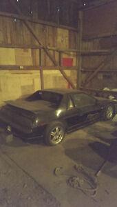 1985 Pontiac Fiero Coupé (2 portes)
