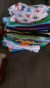 **** $50 LARGE BOYS CLOTHING LOT 0-3-6 MONTHS !