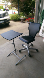 LAPTOP DESK AND CHAIR SET