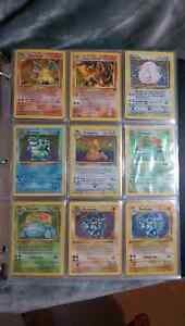 Pokemon Card Collection - Normal Fossil Jungle