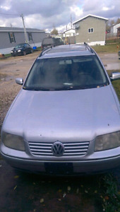 2 for 1 deal 2 2003 VW jetta gls wagons 1.8T