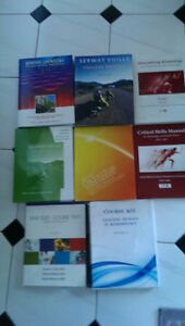 York University Kinesiology, PKIN & Science Textbooks