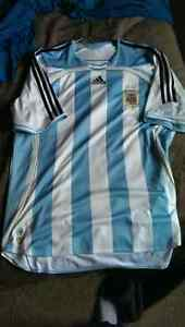 Authentic ADIDAS Argentina World Cup Euro Cup Jersey