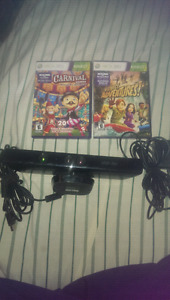 Xbox Kinect and games