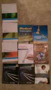 Medical transcription books