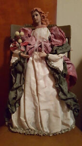 """20"""" Angel Tree Topper (or table decoration)"""