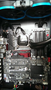 Asus Rampage 3 Black Edition + I7 950 + 6go Ram (Combo)