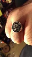 Lost Acadia Grad Ring