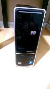 Hp slim line pc