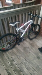 CCM Alpine Mountain Bike (+Bike Lock), 26-in - $200 OBO