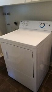 One year old GE dryer for sale