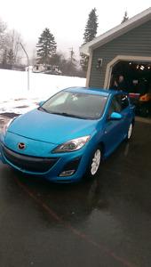 2010 Mazda 3 sport hatchback