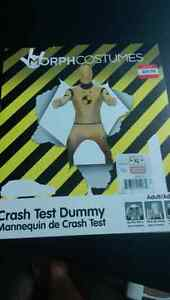 Halloween Crash Test Dummy Morph Costumes Strathcona County Edmonton Area image 1
