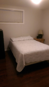 Fully furnished rooms for rent available for (female only)