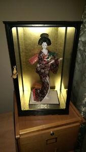 Geisha Doll Porcelain Collection