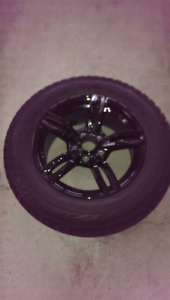 Honda Odyssey Winter Tires and Rims