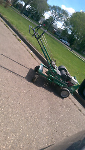 Looking to trade my billy goat aerator