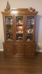 Beautiful display hutch