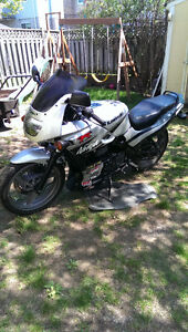 2002 ninja 500R