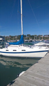 Tanzer 7.5 Sail Boat For sale