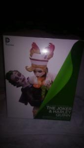 DC Bombshells - Joker and Harley Quinn - 1st Edition
