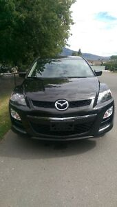 2012 Mazda CX-7 Cloth SUV, Crossover one owner -factory warranty Downtown-West End Greater Vancouver Area image 3