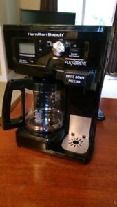 Hamilton Beach 2 way coffee maker