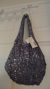 Sequin Handbag