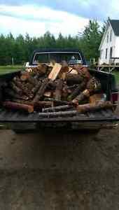 U pick firewood