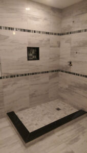 commercial residential tiling