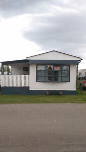 ** REDUCED PRICE MOBILE HOME! **