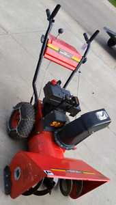 Winter blow out! 5hp snow blower