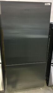 "31"" Fisher&paykel active smart counter-depth Fridge $1299! as"