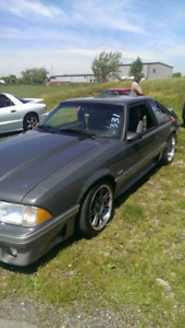 89 ford mustang