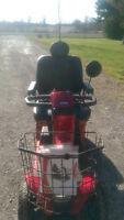 Pride Pursuit series scooter SC713 mint condition