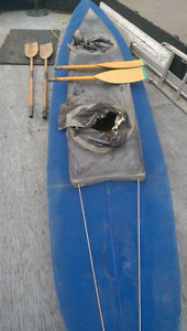 East German Kayak
