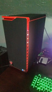 High End Gaming Pc - Includes Gaming Monitor, Key Board, Mouse