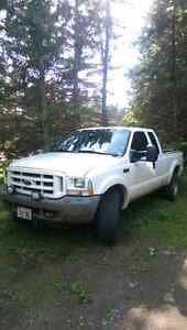 Parting out 2004 Ford f250 5.4l 4x4 short box