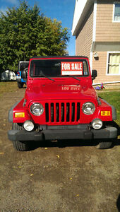 2006 Jeep TJ Other