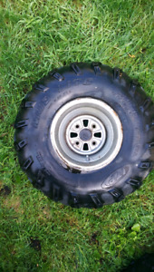 Atv mud tire