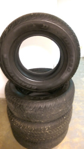 Tires 265/65/17 stock Tacoma tires