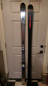 Stainless Steel Super Skis