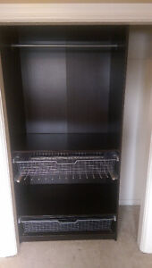 UPDATED! IKEA PAX wardrobe - GREAT condition
