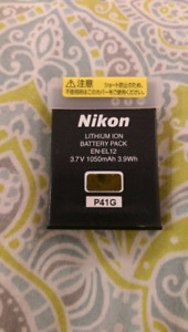 Nikon Lithium Ion Battery Pack
