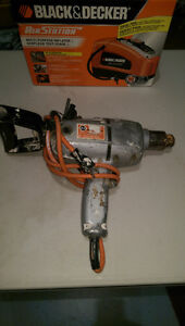 Black and Decker D Handle Drill