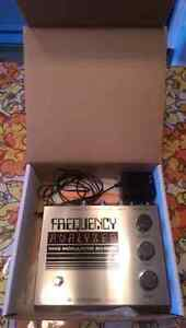 Electro Harmonix EH-5000 Frequency Analyzer Ring Mod Pedal
