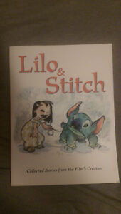 lilo and stitch collected stories from the film's creators